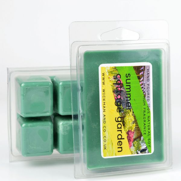 Summer Cottage Garden Soy Wax Melt